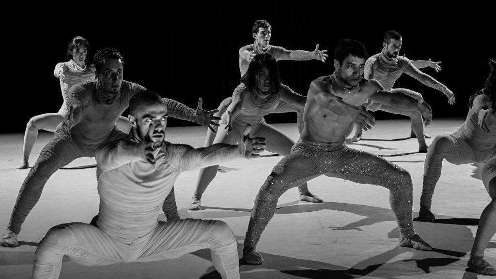 Le corps du Ballet National de Marseille  | Emio Greco et Pieter C. Scholten | Gratuit
