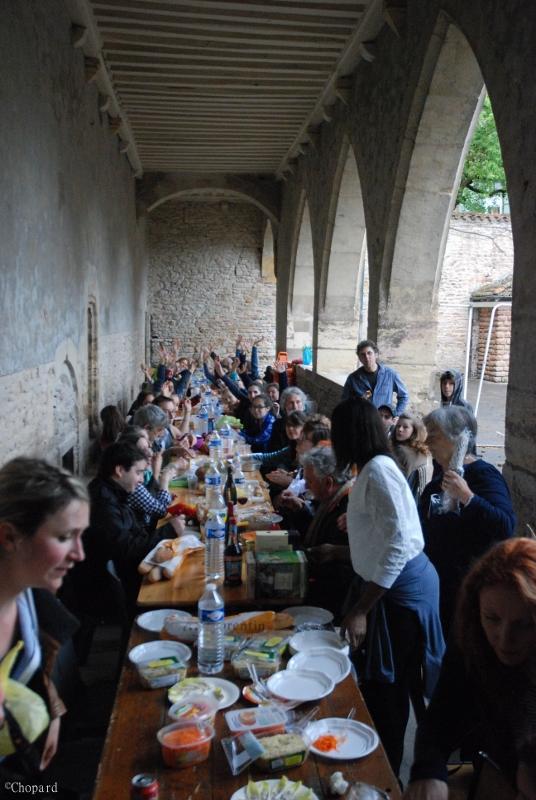 La grande bouffe du festival ! | 10€-6€ sur inscription